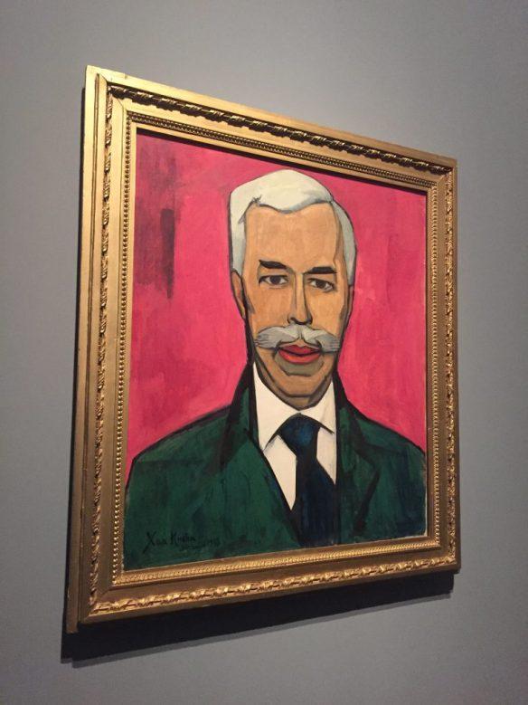 Portrait of Shchukin