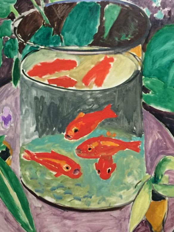 Matisse - The Goldfish