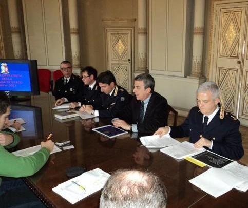SALERNO - In calo furti, rapine e scippi: questo il bilancio 2014 della Polizia - Gwendalina.tv