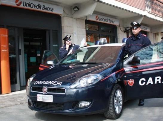 SALERNO - Usano il gas per svaligiare bancomat Unicredit - Gwendalina.tv