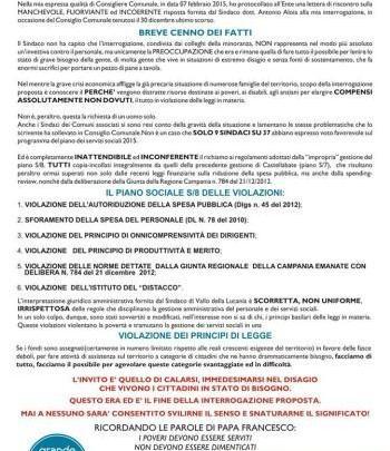 VALLO DELLA LUCANIA - Piano sociale di zona S/8: lettera aperta di Nicola Botti - Gwendalina.tv