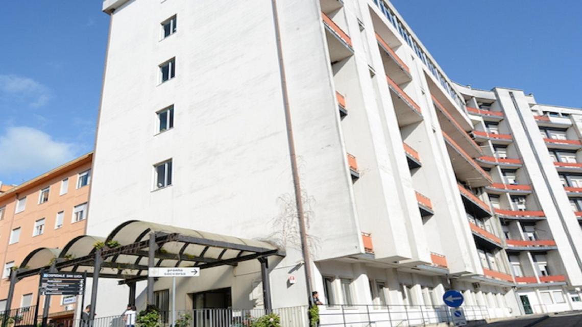Ospedale San Luca: reparto COVID vuoto, un segno di speranza - Gwendalina.tv