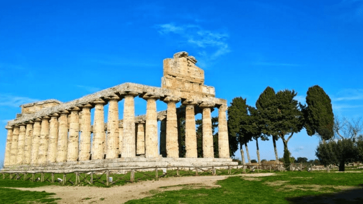Riaprono i parchi archeologici di Paestum e Velia - Gwendalina.tv