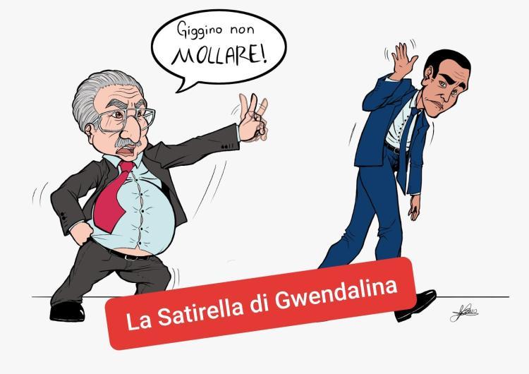 La Satirella di Gwendalina - Gwendalina.tv