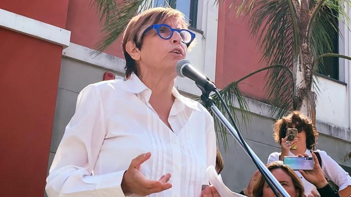 Cecilia Francese - Sindaco di Battipaglia
