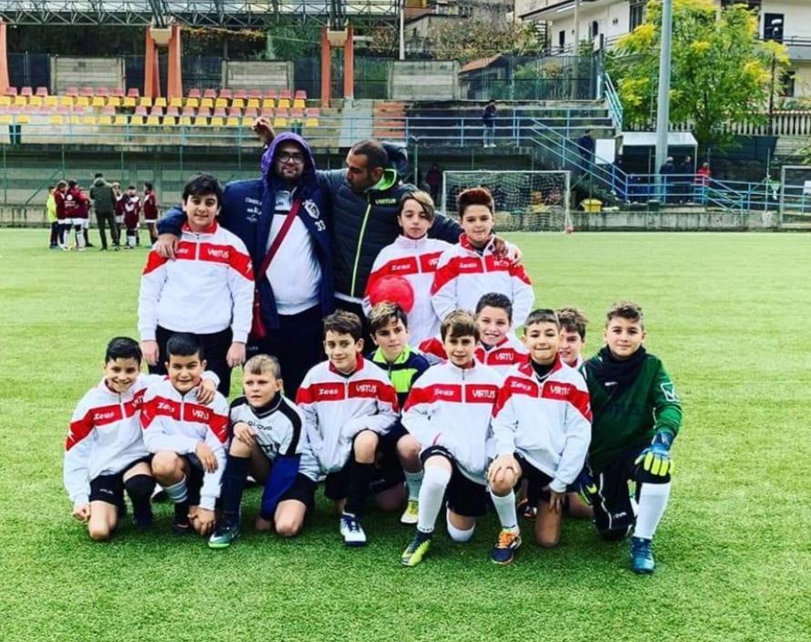 La Scuola Calcio Virtus Agropoli lancia gli allenamenti a distanza - Gwendalina.tv