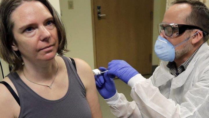 COVID-19, testato su 40 volontari il primo vaccino - Gwendalina.tv