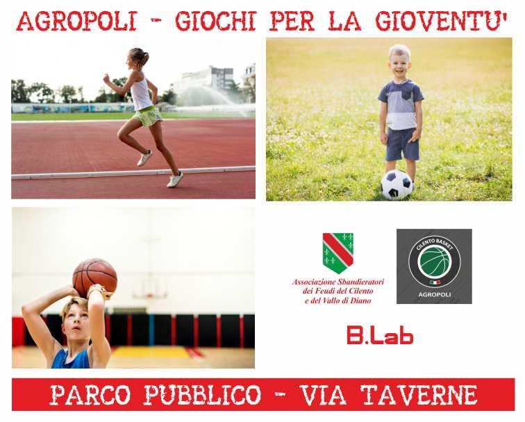 Agropoli, la proposta: Giochi per la Gioventù 2020 - Gwendalina.tv