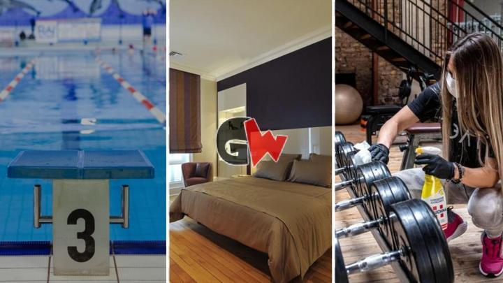 Campania: aperti da oggi B&B, palestre e piscine - Gwendalina.tv