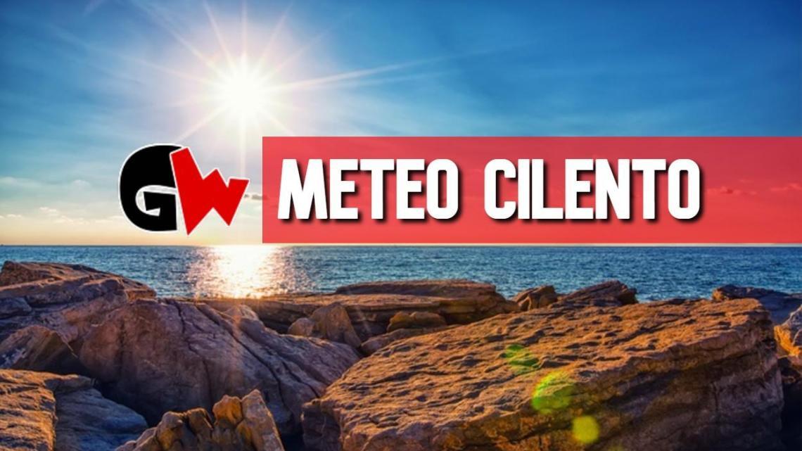 Meteo Cilento: sereno oggi, attesi temporali per tutta la settimana - Gwendalina.tv