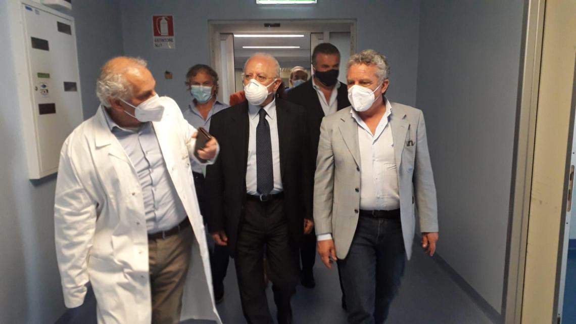 Ospedali Cilento: A Vallo reparto COVID chiuso, ad Agropoli non è mai partito - Gwendalina.tv