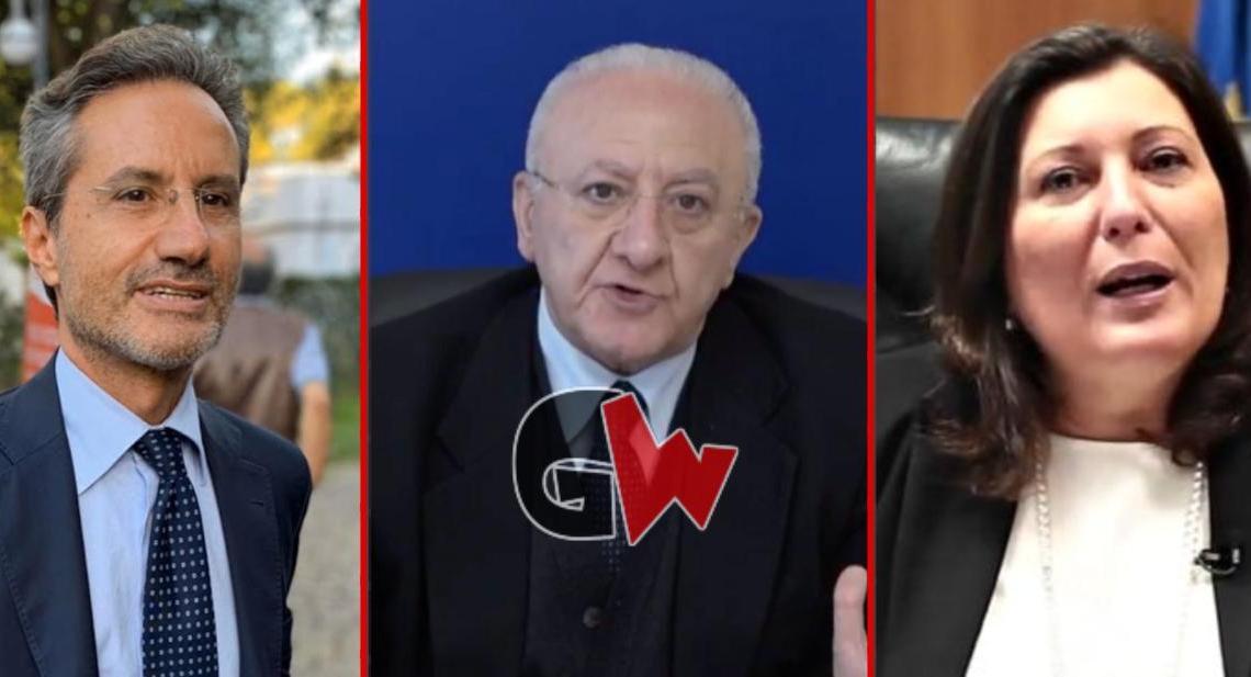 Elezioni Regionali Campania, i risultati dei primi sondaggi - Gwendalina.tv