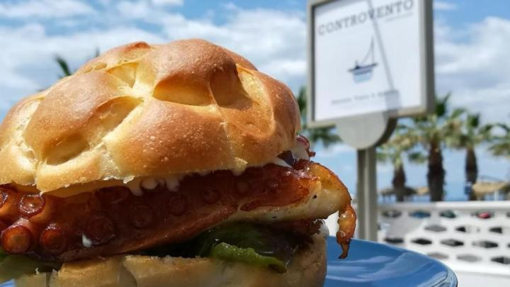 Nasce ad Agropoli il primo panino con il polpo made in Cilento - Gwendalina.tv