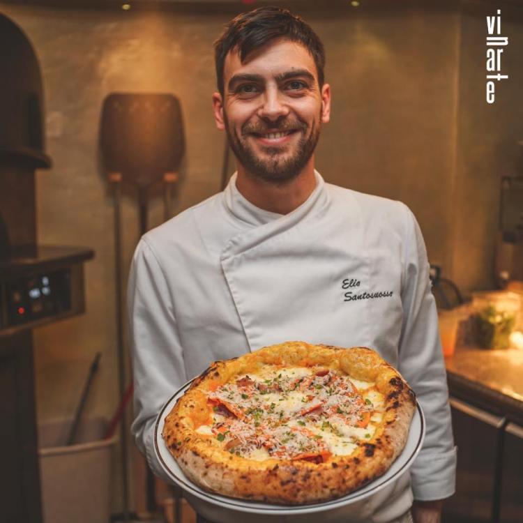 La pizza del Vinarte di Agropoli inserita tra le migliori venti della Campania da Vanity Fair - Gwendalina.tv