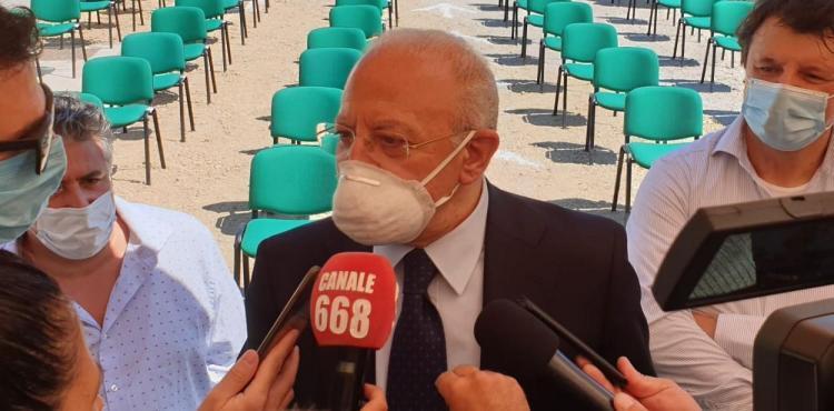 Campania, tampone obbligatorio per chi rientra dall'estero - Gwendalina.tv