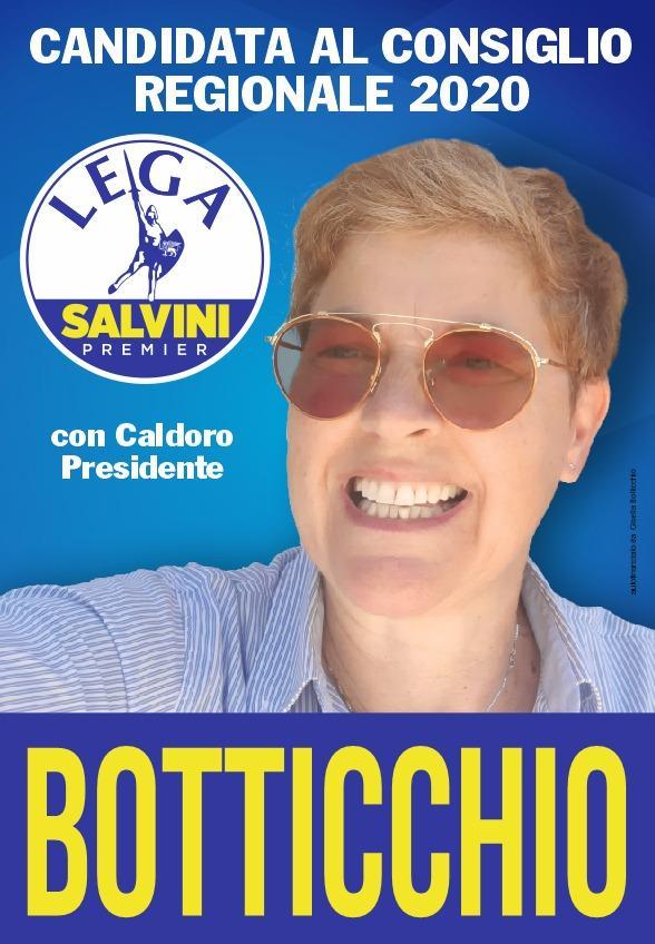 Gisella Botticchio candidata alla Regione Campania - Gwendalina.tv