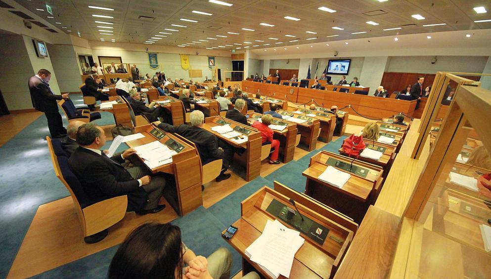 Campania, ecco il nuovo Consiglio Regionale - Gwendalina.tv