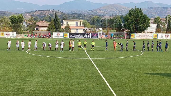 Eccellenza, Coppa Italia: pari per la Virtus Cilento, sconfitta la Calpazio - Gwendalina.tv