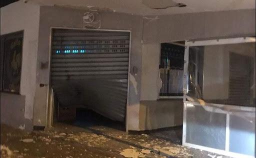 Scafati, bomba carta davanti al bar - Gwendalina.tv