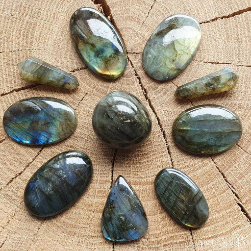 matières : les pierres