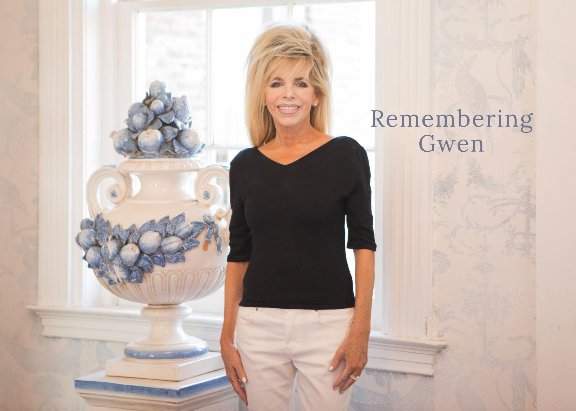 Remembering Gwen Lara