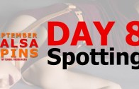 Day 8 – Salsa Lady styling – Spotting – FB Share