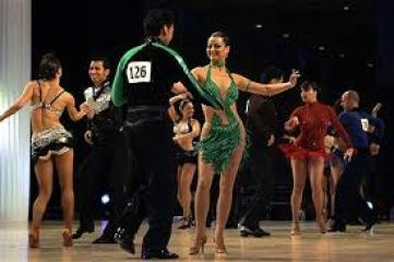 Salsa Dance contest