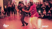 Alberto Vasquez & Will MP – bachata footwork demo