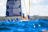 Sail Port Stephens - G-whizz Elan340
