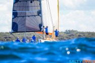Sail Port Stephens - G-whizz Elan340