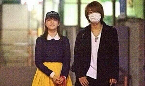 HKT48 Murashige Anna dan aran abeScandal