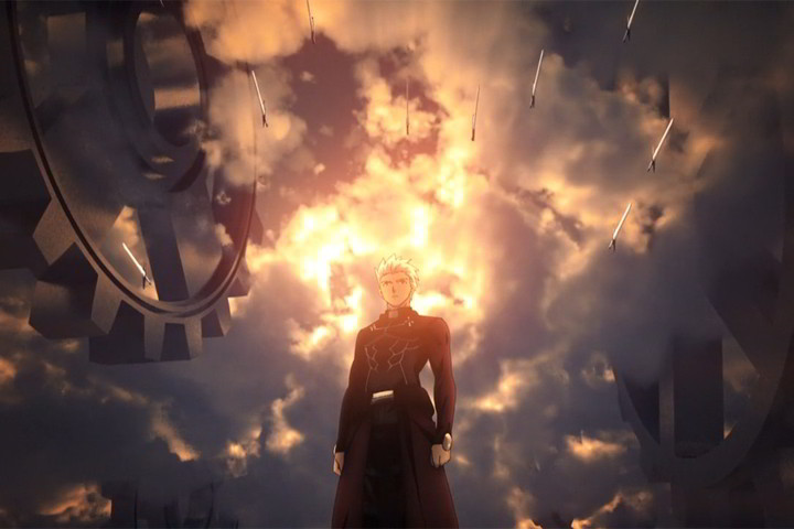 Fate stay night Unlimited Blade Works 2nd Season