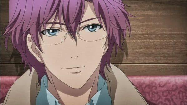 81 Gambar Anime Cowok Pake Kacamata Terbaik