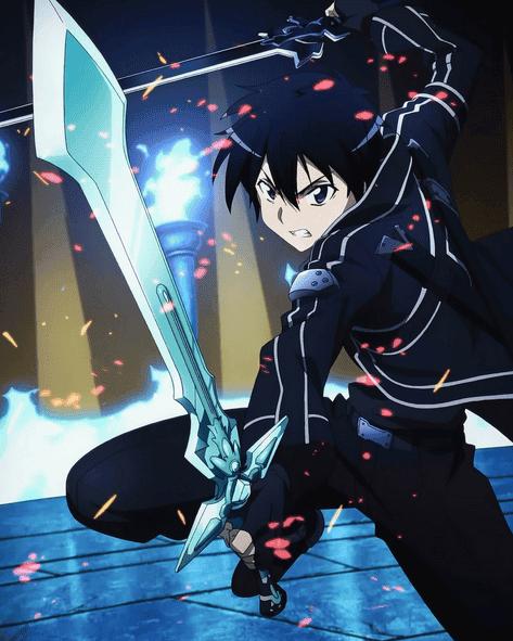 15 Anime dengan Kekuatan Pedang Luar Biasa