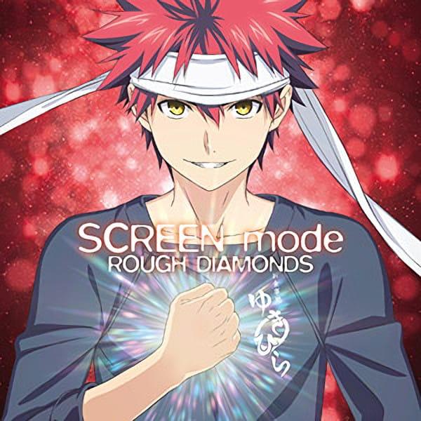 SCREEN mode Shokugeki no Soma