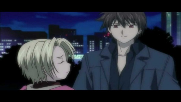 kazuma and ren