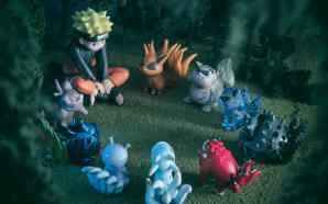 Yuk Koleksi Figure Naruto dan Bijuu yang Cute Ini