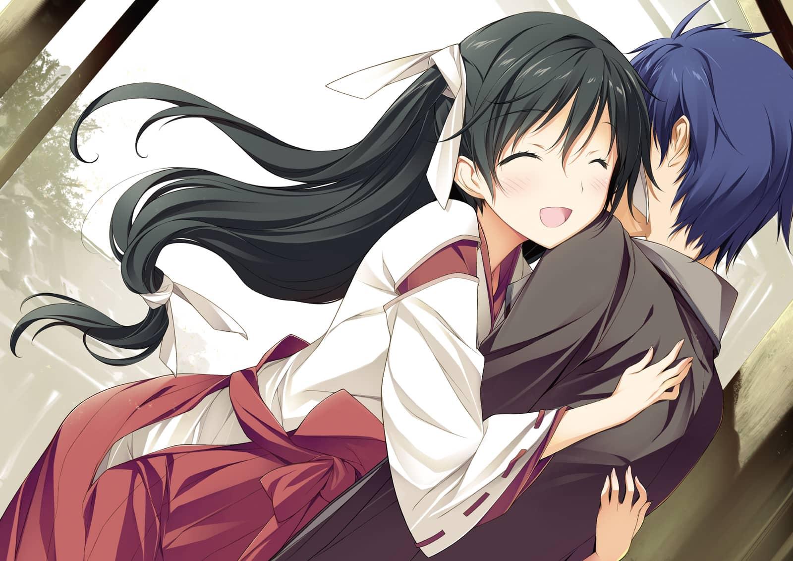 12 Anime dengan genre Romantis Ecchi (2020)   GwiGwi