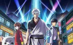 Serial baru Gintama akan kembali ditangani tim yang sama, visual…