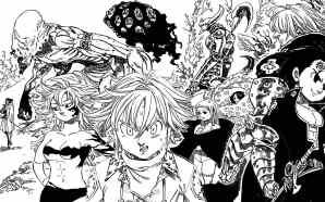 Manga The Seven Deadly Sins Hiatus sampai Januari dikarenakan kesehatan…