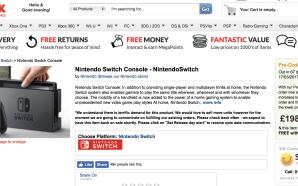 Rumor harga dan tanggal perilisan Nintendo Switch bocor