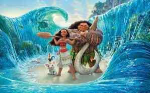 Review Film Moana, petualangan menjelajahi samudera