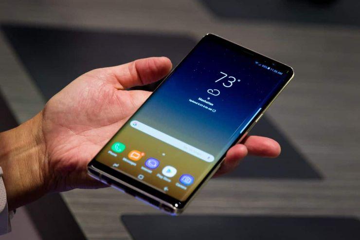 Mending Ini Daripada Galaxy S10! Note 8 Resmi Dapat Android