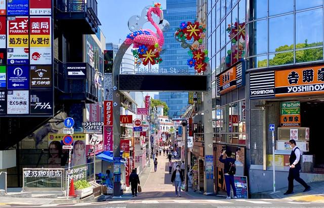 Jepang memperluas Keadaan Darurat