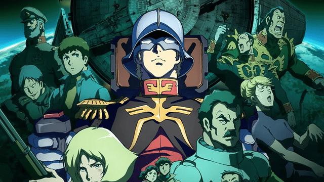 Mobile Suit Gundam the Origin: Advent of the Red Comet