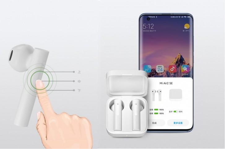 Xiaomi meluncurkan AirDots 2 SE - versi lite dari AirDots 2s