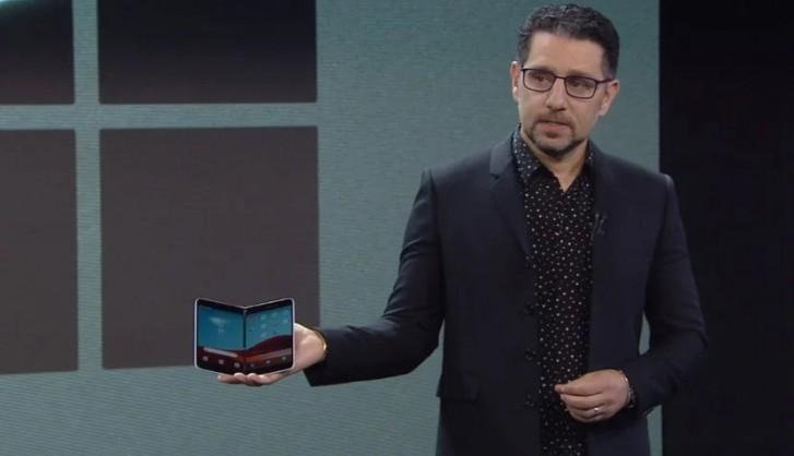 Spesifikasi Microsoft Surface Duo bocor