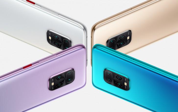 Seri Redmi 10X resmi dengan dukungan dual SIM 5G, chipset Dimensity 800 dan harga murah