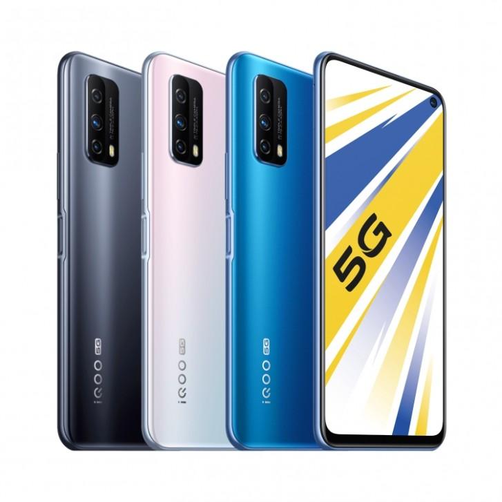 vivo iQOO Z1x 5G akhirnya diumumkan dengan baterai 5.000 mAh, biaya sekitar $ 230