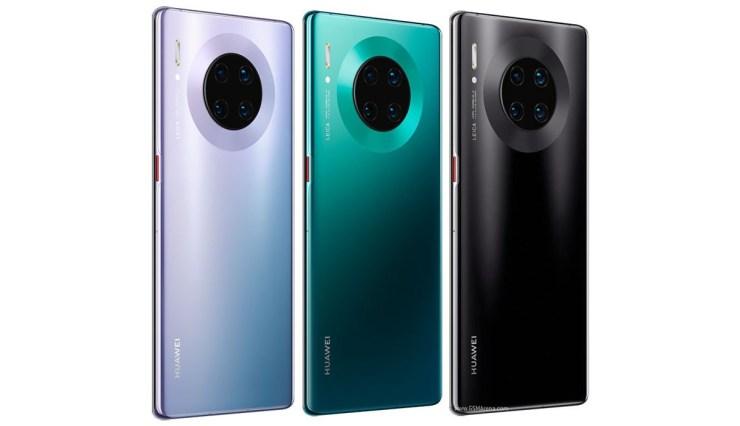 Huawei Mate 30E Pro melakukan debut yang tenang dengan chipset Kirin 990E